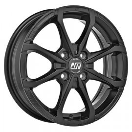 MSW X4 Matt Black