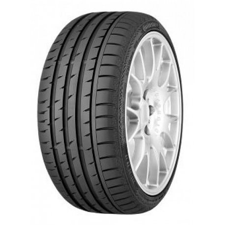 Continental SportContact3 SSR* DOT17